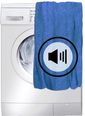 Шумит, гудит, трещит, пищит : стиральная машина MIELE